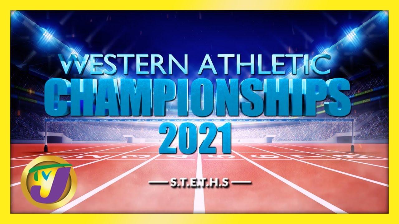 Western Athletics Championships 2021 Finals 1