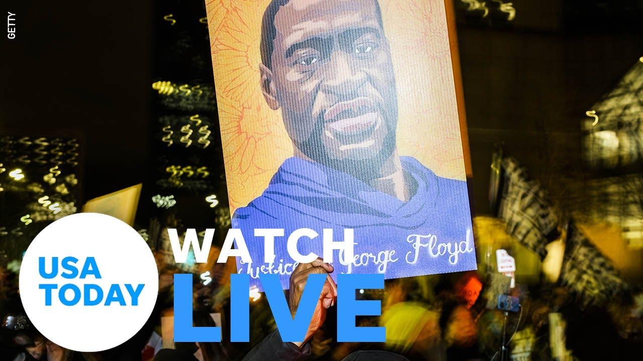 Week 3 of Derek Chauvin's trial over death of George Floyd begins | USA TODAY 8