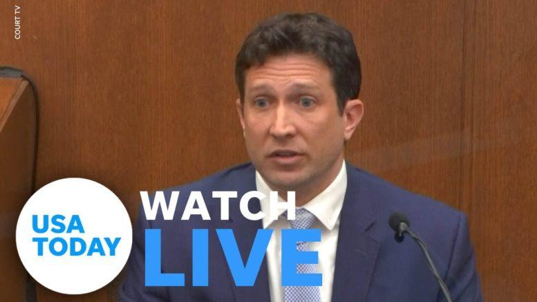 Defense begins their case in Derek Chauvin murder trial (LIVE) | USA TODAY 1
