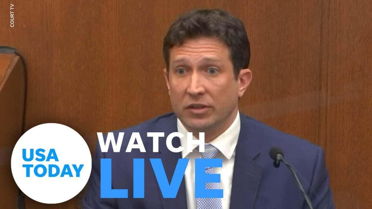 Defense begins their case in Derek Chauvin murder trial (LIVE) | USA TODAY 7