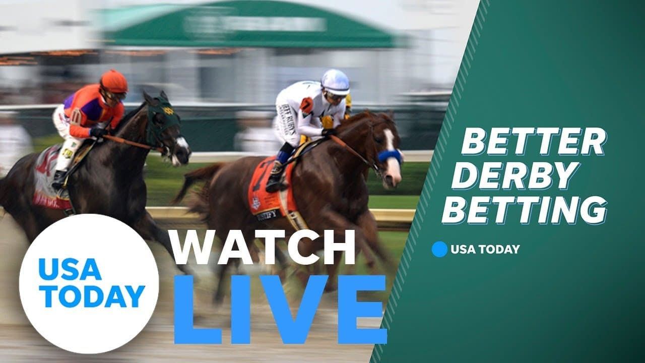 How to bet at the Kentucky Derby and win money (LIVE) | USA TODAY 3