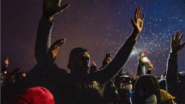 Daunte Wright shooting protests continue despite curfew in Minneapolis   USA TODAY 6