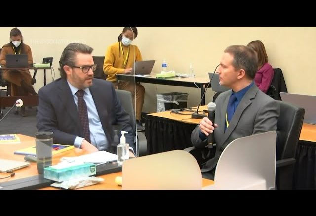 Derek Chauvin invokes Fifth Amendment right, won't testify | George Floyd 1