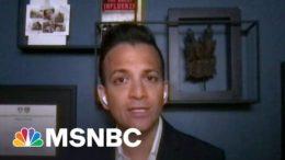 Dr. Gupta: Embarrassing To See Rep. Jordan's Behavior Toward Dr. Fauci | Morning Joe | MSNBC 7