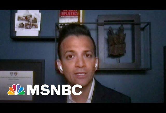 Dr. Gupta: Embarrassing To See Rep. Jordan's Behavior Toward Dr. Fauci | Morning Joe | MSNBC 1