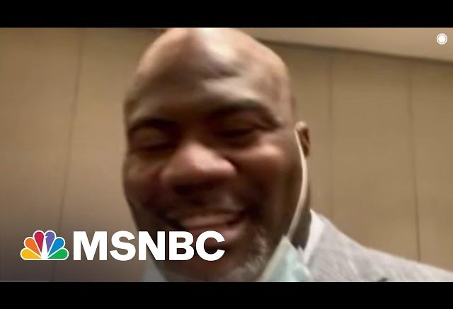 'Tears Of Joy': George Floyd's Brother Reacts To Chauvin's Guilty Verdict | Deadline | MSNBC 1