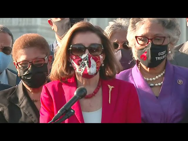 Pelosi thanking Floyd for 'sacrificing' life sparks outrage 2