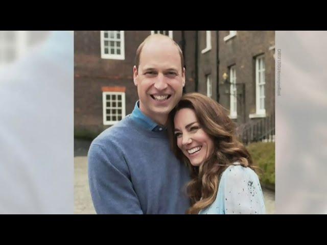 Duke and Duchess of Cambridge celebrate 10th anniversary 3