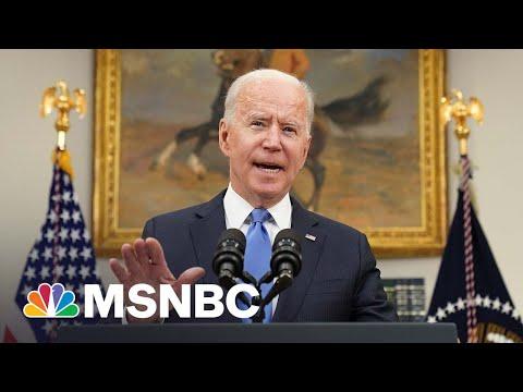 What's On Biden's Summer To-Do List? | MSNBC 1