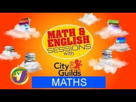 City and Guild - Mathematics & English - May 25, 2021 1