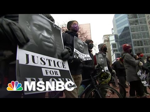 As Trumpism Loses, BLM Scores Victories In year Since George Floyd's Murder? 9