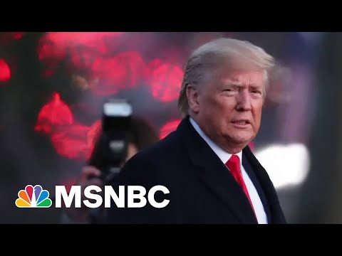 Trump Criminal Investigation Ramps Up: 'Quick Sand Getting Thicker' 1