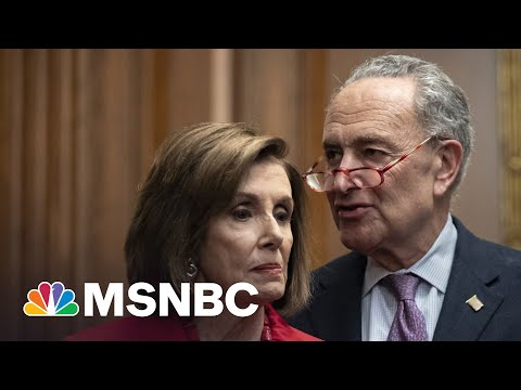 Democrats Blasted For Not Doing Enough To Fight Trump's GOP 1