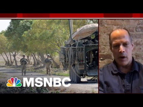 Taliban Could Take Afghanistan After US Troops Leave: Sebastian Junger 1