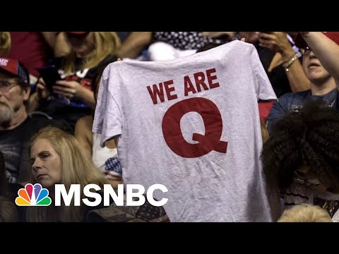 QAnon Embraced By Many In The US: 'It Is A Constituency' 1