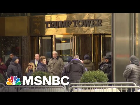'About Time': Former Trump Exec Isn't Surprised By Criminal Probe | MSNBC 1