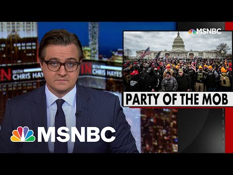 'They Had One Chance': Chris Hayes On GOP Opposing 1/6 Commission 1