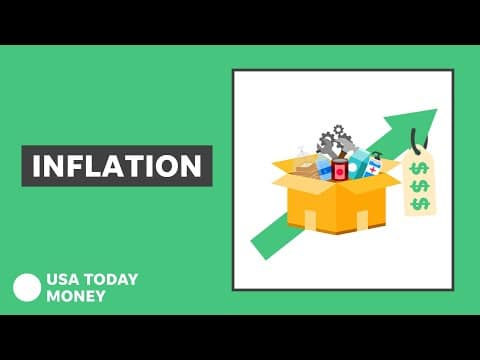Rising inflation impacts the stock market and more. Here's how. 1