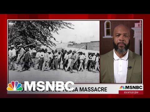 Trymaine Lee On The Anniversary Of Tulsa Race Massacre 1