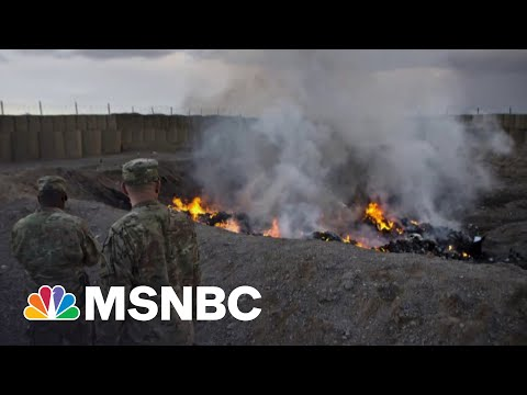 Veterans Push V.A. To Recognize Health Damage From Burn Pits 1