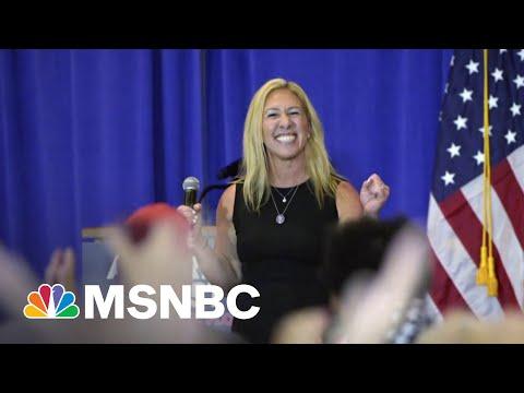 Marjorie Taylor Greene 'Brings The Behavior of Trump Rallies' To Congress 9