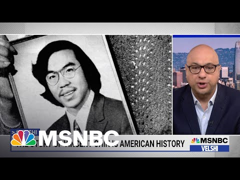 Velshi: 'The Story Of Vincent Chin Is American History' 1