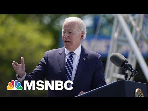 Biden Praises Coast Guard For Their Response During Pandemic 1