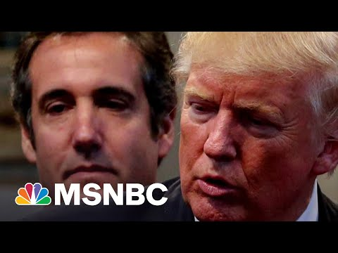 Trump Faces Criminal Probe By An AG With More Powers Than DA   MSNBC's The Beat 1