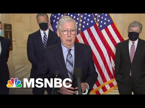 Why McConnell-Fox Attacks On 'Puppet' Biden Are Failing | MSNBC 8