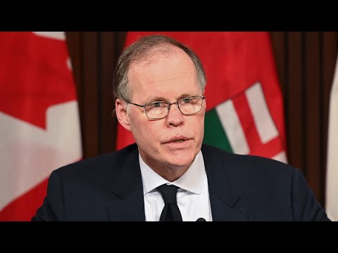 'Cautiously optimistic' about Ontario's progress against COVID-19   Watch the FULL modelling update 1