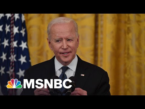 Biden Signs The Covid-19 Hate Crimes Act Into Law 1