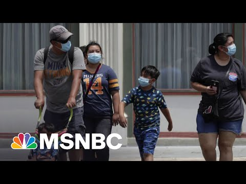 Making Sense Of CDC's New Mask Guidelines | The 11th Hour | MSNBC 1