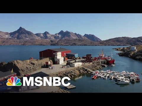 Off The Market: U.S. No Longer Interested In Buying Greenland | MSNBC 1