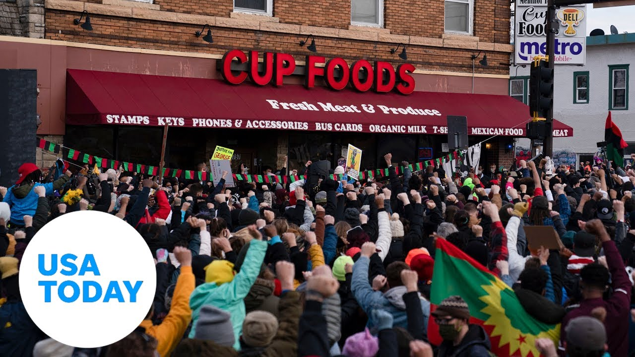 Boots on the Ground: A look at Minneapolis' exhausted Black community after George Floyd | USA TODAY 1