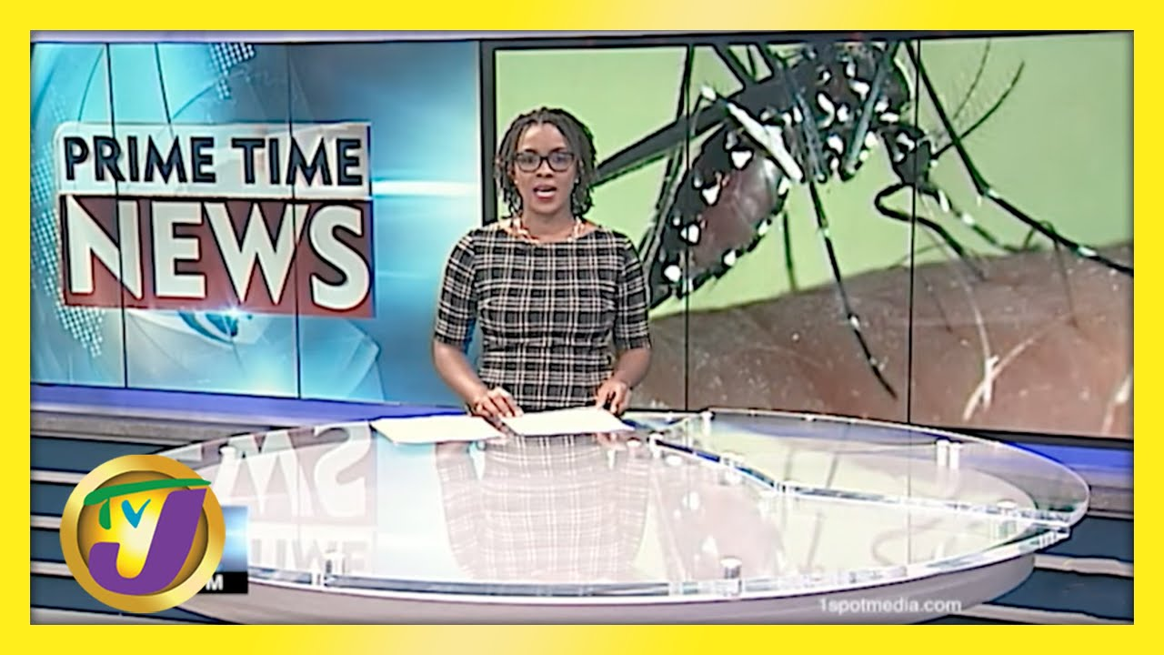 Climate Change Disease Projections | TVJ News - May 15 2021 1