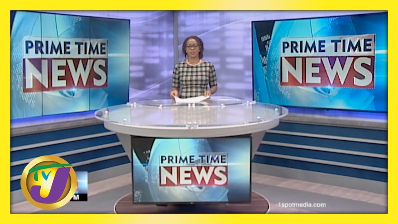 Jamaican News Headlines   TVJ News - May 15 2021 1