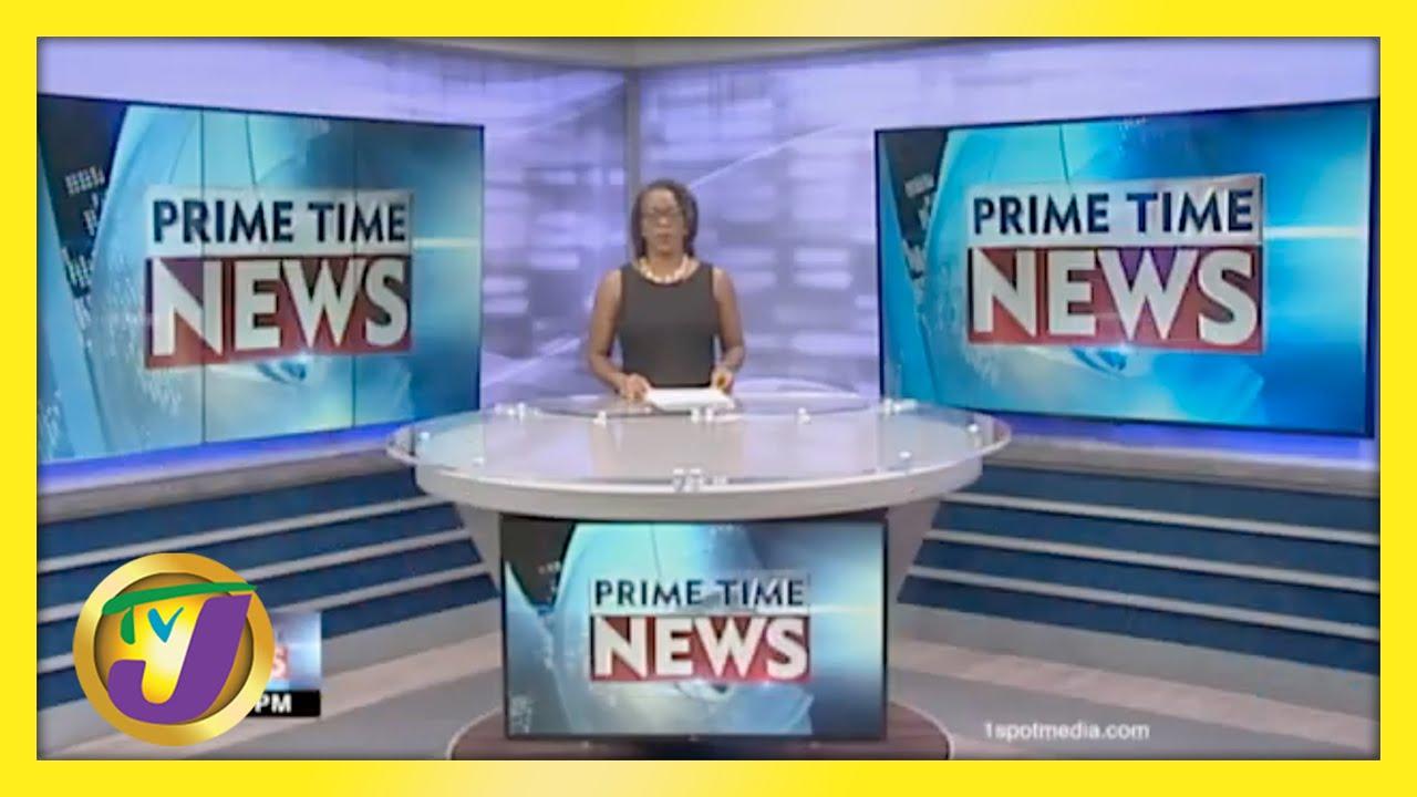 Jamaican News Headlines | TVJ News - May 16 2021 1