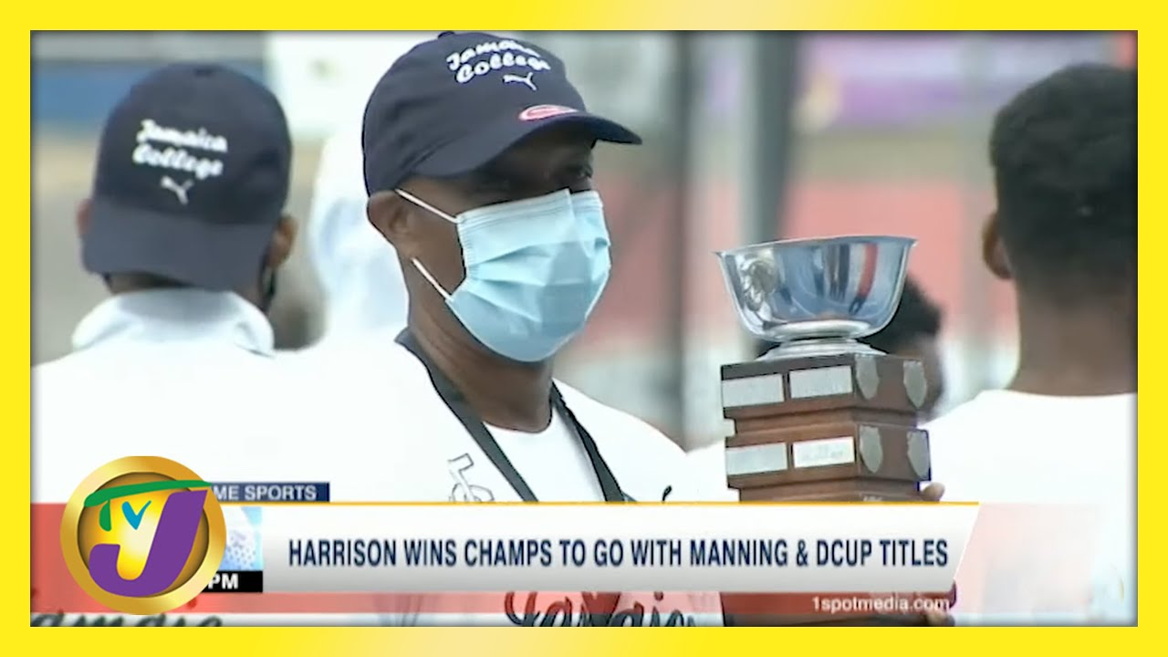 JC Coach Harrison on Winning Champs 2021 Title to go with Manning & Dcup Titles - May 16 2021 1