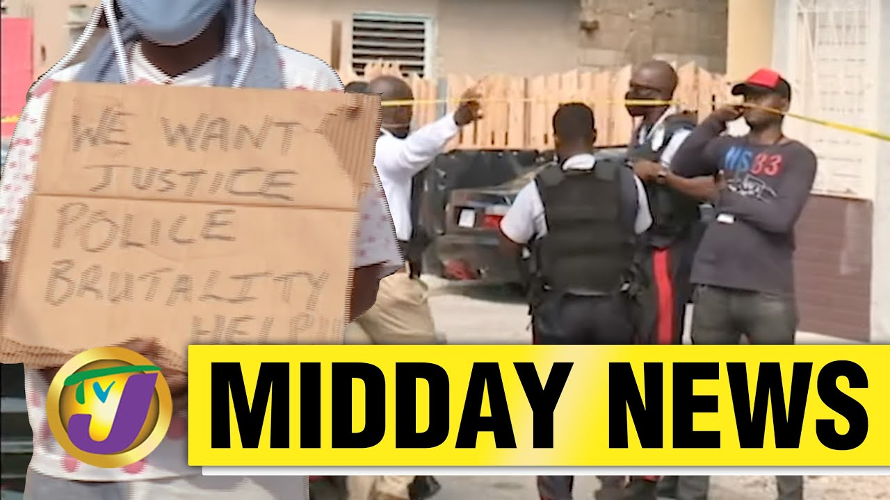 OUTRAGE in Kingston 11 | Spike in Jamaica's Covid-19 Cases | TVJ News - May 17 2021 1