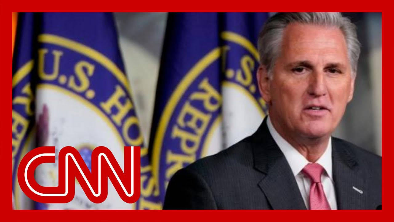 Kevin McCarthy says he opposes January 6 commission 5