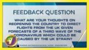 Feedback Question | TVJ News - April 30 2021 4