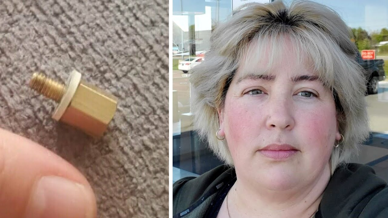 Woman says she choked on screw in iced coffee and Tim Hortons only offered a free meal in return 1
