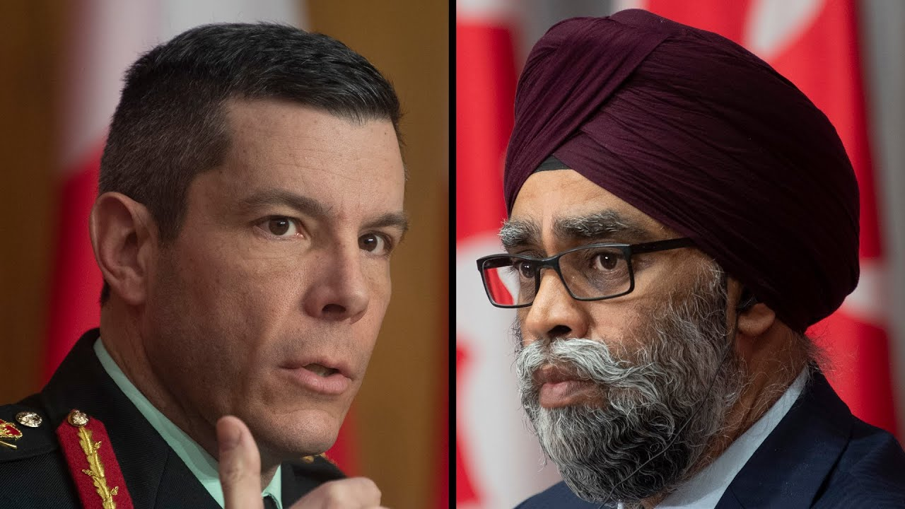 Sajjan knew of investigation into Maj.-Gen. Fortin in March | EXCLUSIVE 7