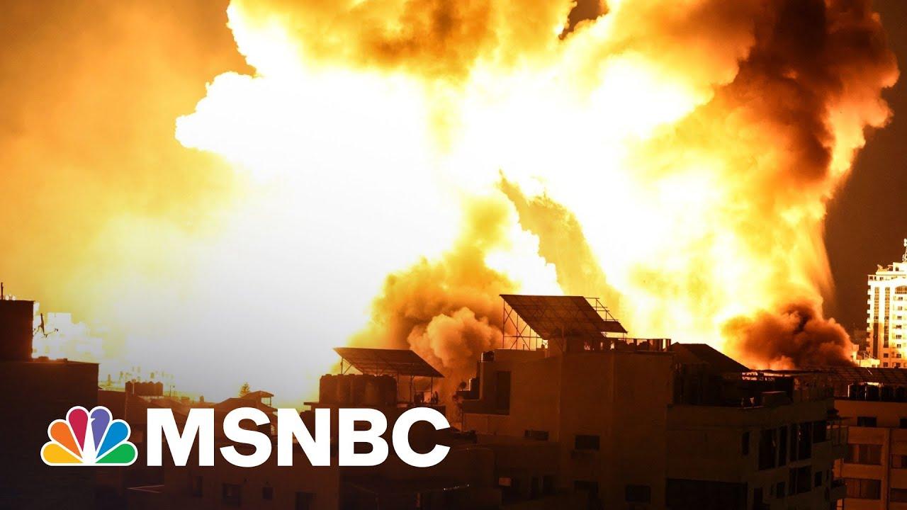 Dems Pressure Biden As Israeli-Palestinian Conflict Rages 8