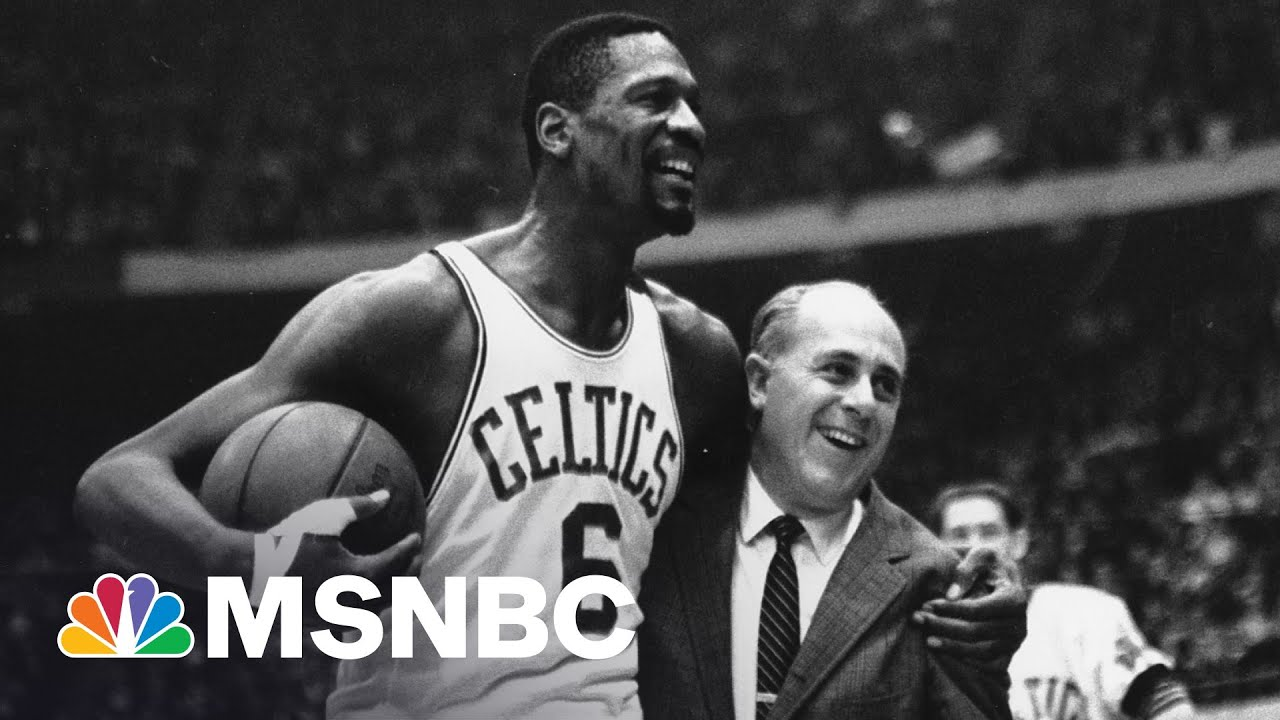 Civil Rights Activist And NBA Legend Bill Russell Honored Again At Age 87 1