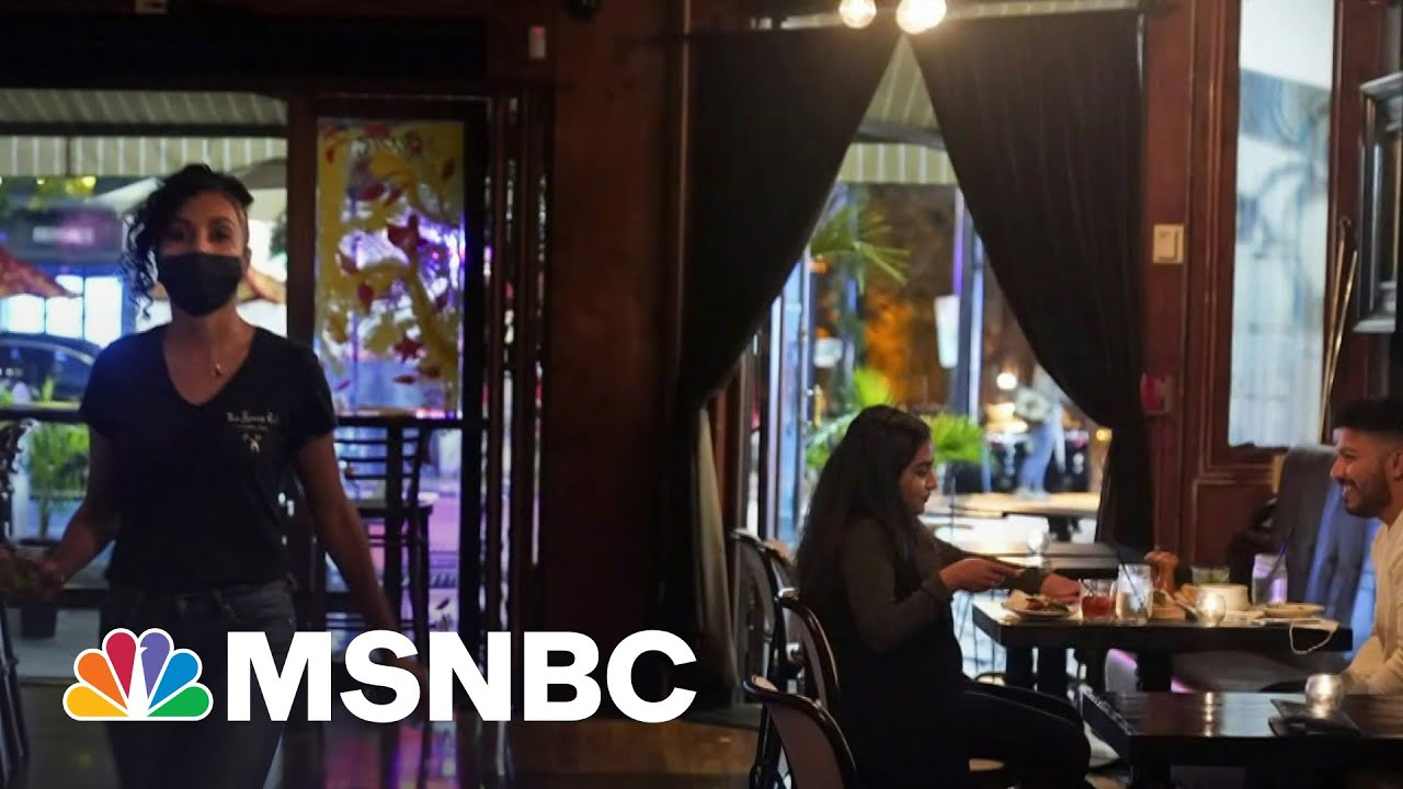 New Jersey Upholds Indoor Mask Requirements | Morning Joe | MSNBC 1
