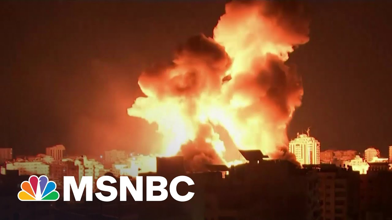 Are Israelis And Palestinians Too Far Apart For Peace? | MSNBC 5