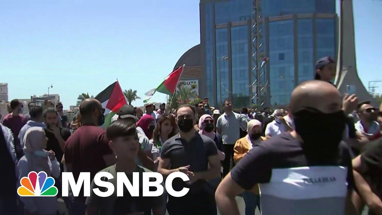 Richard Engel: Israelis, Palestinians Want 'More Than' A Ceasefire 4