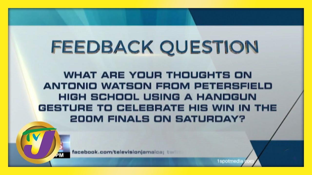 Feedback Question | TVJ News - May 17 2021 1