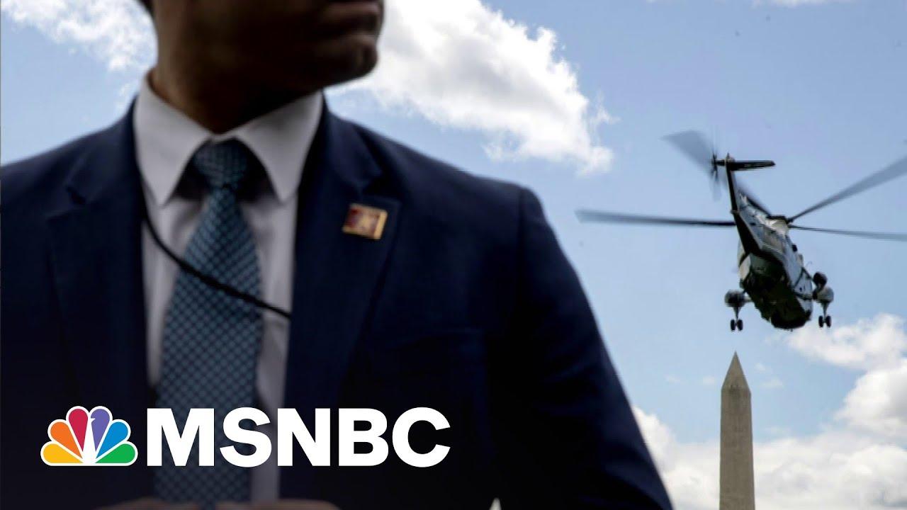 Trump's Impact On The Secret Service Was 'Corrosive' 2